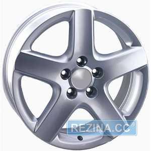 Купить WSP ITALY RAVELLO W436 SILVER R17 W7 PCD5x112 ET42 DIA57.1