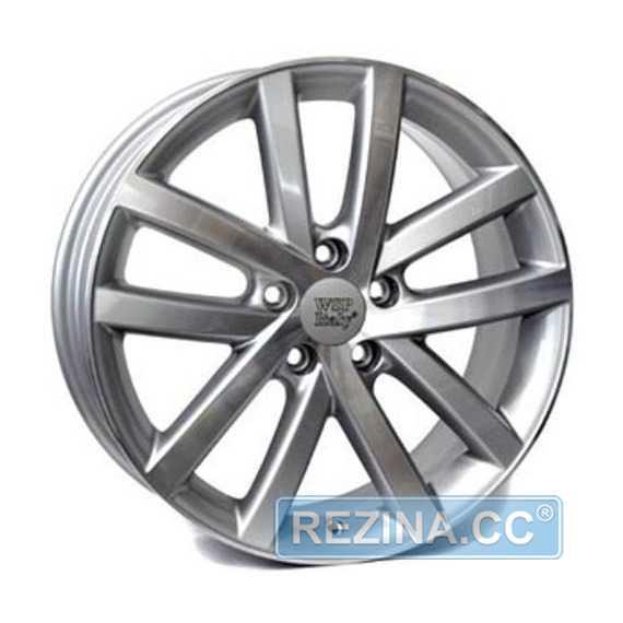 Купить WSP ITALY RHEIA W460 SILVER POLISHED R17 W7.5 PCD5x112 ET54 DIA57.1