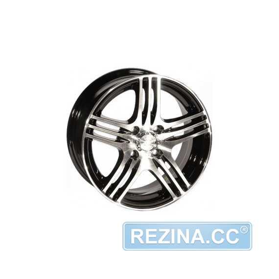 ZW 278 (BP - Черный внутри полированый) - rezina.cc