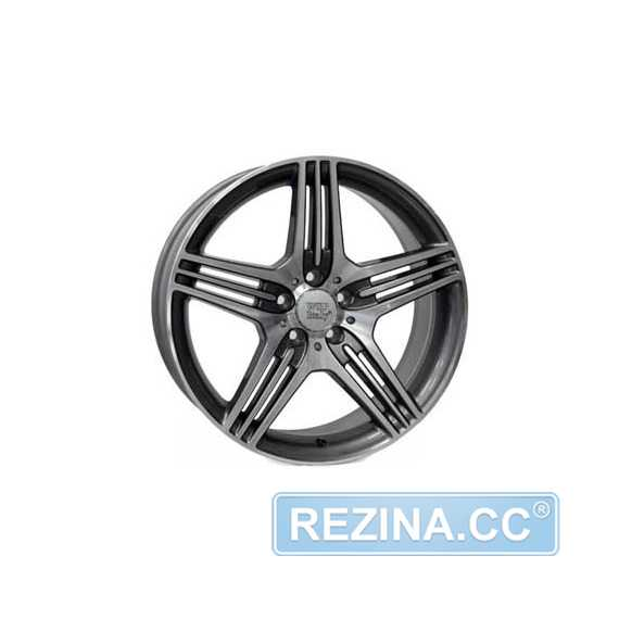 Купить Легковой диск WSP ITALY STROMBOLI W768 ANTHRACITE POLISHED R18 W8.5 PCD5x112 ET30 DIA66.6