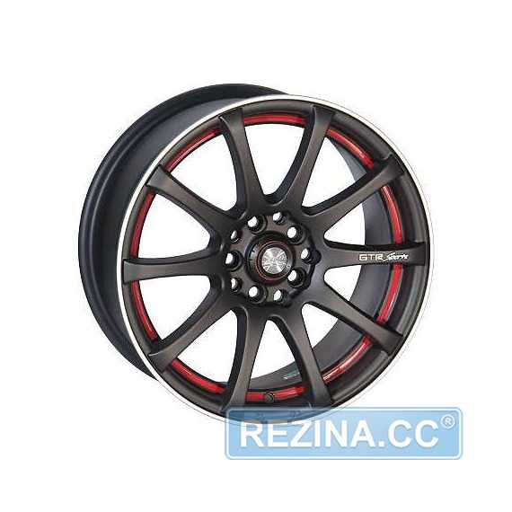 Купить ZW 355 RBLPZM R14 W6 PCD4x98 ET25 DIA58.6