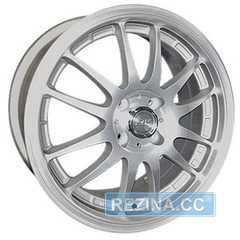 Купить ZW 770 (CK-P/M) R14 W5.5 PCD4x98 ET38 DIA58.6