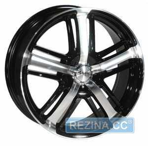 Купить ADVANTI SF97 (GBFP) R20 W8 PCD5x114.3/120 ET35 DIA72.6