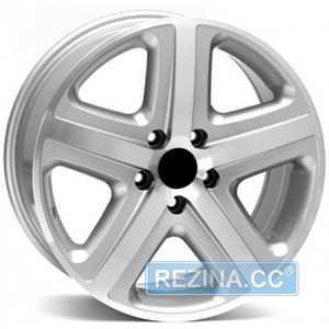 Купить WSP ITALY ALBANELLA W440 SILVER R18 W8 PCD5x130 ET45 DIA71.6