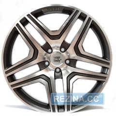 Купить WSP ITALY AMG NERO W766 AP R19 W8.5 PCD5x112 ET60 DIA66.6