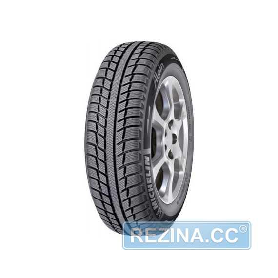 Зимняя шина MICHELIN Alpin A3 - rezina.cc