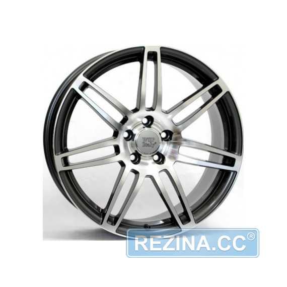 WSP ITALY S8 Cosma Two W557 (Black Polished) - rezina.cc