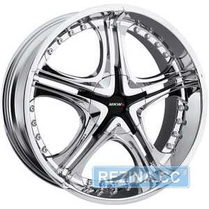 Купить MI-TECH (MKW) MK-61 CHROME R20 W9 PCD5x114.3/12 ET35 DIA56.1