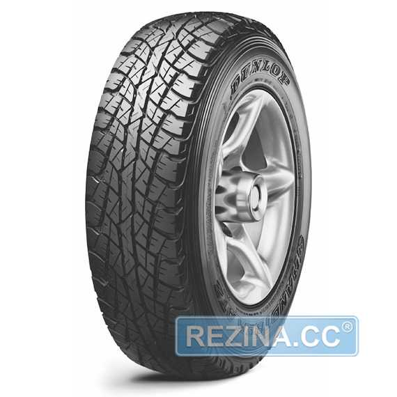 Всесезонная шина DUNLOP Grandtrek AT2 - rezina.cc