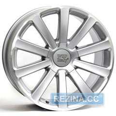 Купить WSP ITALY LINZ W453 SILVER POLISHED R17 W7.5 PCD5x112 ET42 DIA57.1