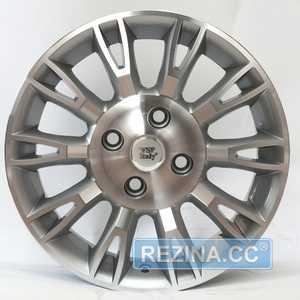 Купить WSP ITALY VALENCIA W150 (SIL. POL.) R16 W6.5 PCD4x98 ET45 DIA58.1