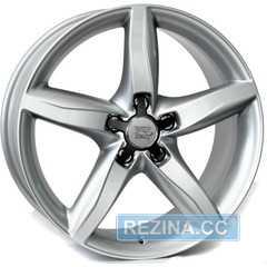 Купить WSP ITALY KASSEL W561 SILVER R16 W7 PCD5x112 ET42 DIA66.6