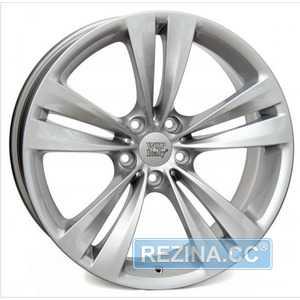 Купить WSP ITALY NEPTUNE GT W673 SILVER R18 W8 PCD5x120 ET30 DIA72.6