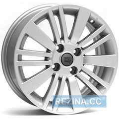 Купить WSP ITALY USTICA W142 SILVER R15 W6 PCD4x100 ET38 DIA56.6