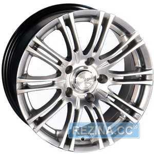 Купить ZW 271 HB R14 W6 PCD4x98 ET38 DIA58.6