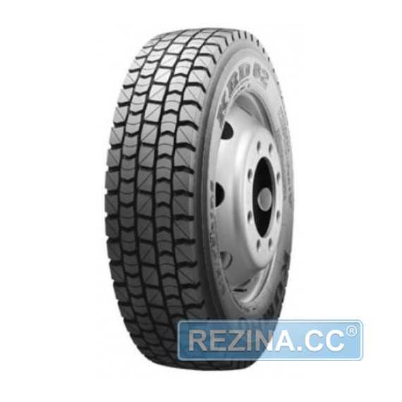 Грузовая шина KUMHO KRD02 - rezina.cc