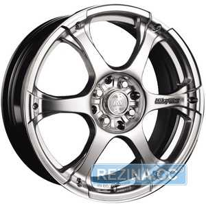 Купить RW (RACING WHEELS) H-245 GM/FP R16 W7 PCD10x108/114 ET40 DIA73.1