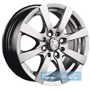 Купить RW (RACING WHEELS) H325 HS R13 W5.5 PCD4x100 ET38 DIA67.1
