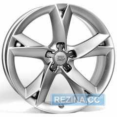 Купить WSP ITALY S5 POTENZA W558 SILVER R16 W7.5 PCD5x112 ET35 DIA57.1