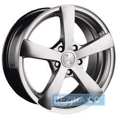Купить RW (RACING WHEELS) H-337 HS R14 W6 PCD4x98 ET38 DIA58.6