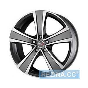 Купить MAK Van ice black R18 W8 PCD5x120 ET35 DIA76