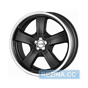 Купить MAK G-Five mat black R20 W9 PCD5x130 ET50 DIA71.6