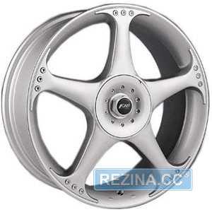 Купить FUJIBOND F203 Chrome R17 W7 PCD10x110/114 ET45 DIA73.1