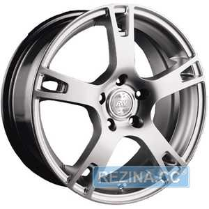Купить RW (RACING WHEELS) H-335 HS R14 W6 PCD4x100 ET38 DIA67.1