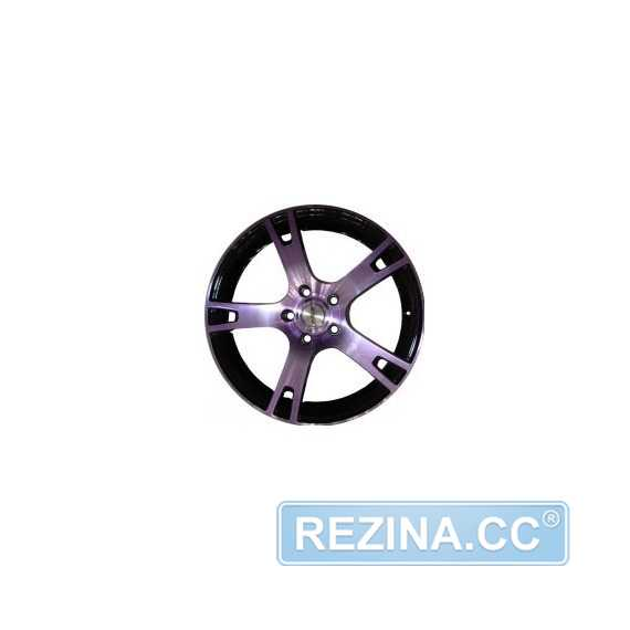 RW (RACING WHEELS) H-335 BK-PPU/FP - rezina.cc