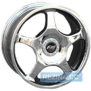 Купить FUJIBOND F137 CHROME R16 W7 PCD10x108/112 ET40 DIA73.1
