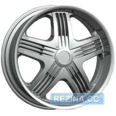 Купить FUJIBOND F-326 Chrome R24 W10 PCD8x165.1 ET15 DIA106.2