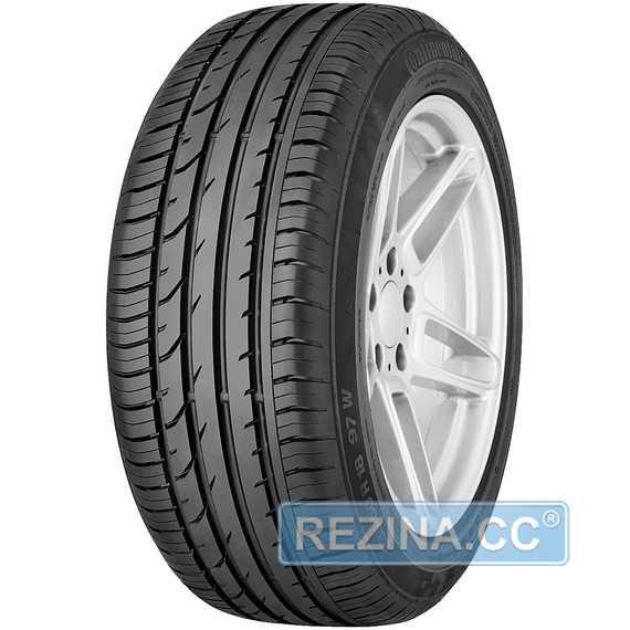 Купить Летняя шина CONTINENTAL PremiumContact 2 225/55R17 97Y