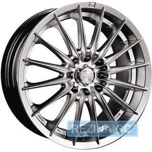 Купить RW (RACING WHEELS) H-155 HPT R14 W6 PCD4x98 ET38 DIA58.6