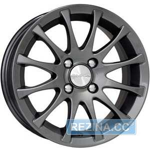 Купить КиК Ореол Black Platinum R14 W6 PCD4x108 ET35 DIA67.1