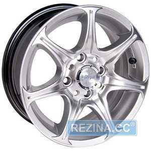 Купить RW (RACING WHEELS) H-134 HS R14 W6 PCD4x98 ET38 DIA58.6