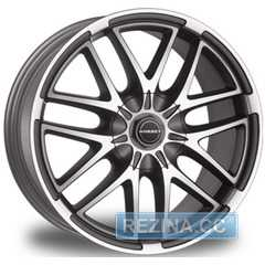 Купить BORBET XA (Anthracite) R19 W8.5 PCD5x130 ET55 DIA71.6