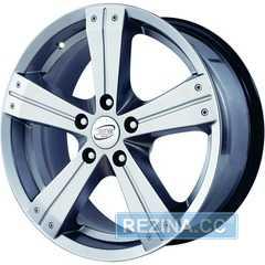Купить MONTE FIORE MF67 H/B R17 W7.5 PCD5x112 ET37 DIA66.6