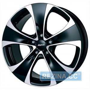 Купить ALUTEC Dynamite Black R16 W7.5 PCD5x110 ET38 DIA65.1