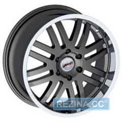 Купить RS LUX Wheels 1041TL MG R22 W9.5 PCD6x139.7 ET30 DIA112