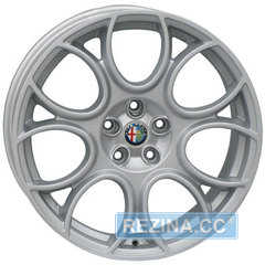FOR WHEELS AL 670 Silver - rezina.cc