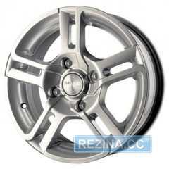 Купить СКАД СПРУТ (алмаз) R14 W5.5 PCD4x100 ET35 DIA67.1
