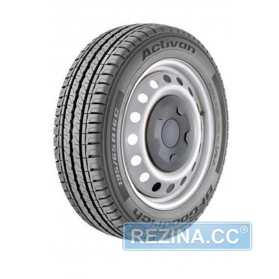 Купить Летняя шина BFGOODRICH ACTIVAN 215/65R16C 109/107T