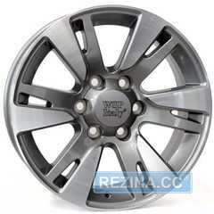 Купить WSP ITALY VENERE TO65 W1765 ANTHRACITE POLISHED R18 W7.5 PCD6x139.7 ET25 DIA106.1