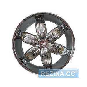 Купить RS LUX Wheels L 624d CRV R17 W7.5 PCD5x150 ET10 DIA110.5