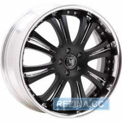 Купить MARCELLO MT-01 MB R20 W8.5 PCD5x114.3 ET35