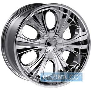Купить MI-TECH (MKW) MK-14 CHROME R20 W9 PCD5x112/120 ET30