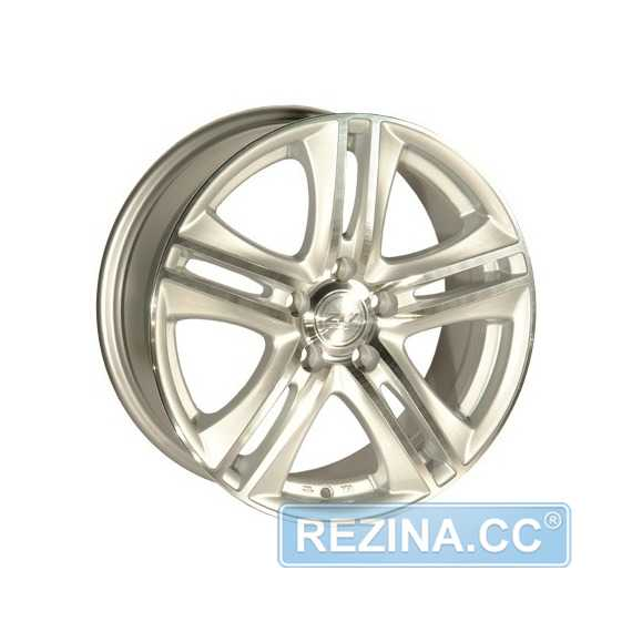 Купить ZW 392 SP R15 W6.5 PCD4x108 ET25 DIA73.1
