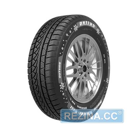 Купить Зимняя шина PETLAS SnowMaster W651 205/60R16 92H