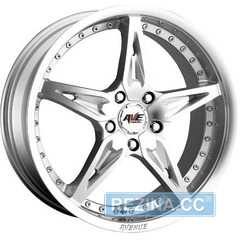 Купить MI-TECH (MKW) AVENUE 535 AM/S R18 W7.5 PCD5x114.3 ET45