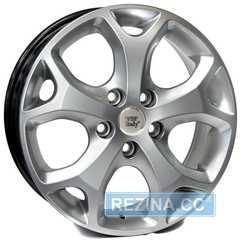 Купить WSP ITALY MAX-MEXICO FO50 W950 HYPER SILVER R16 W6.5 PCD5x108 ET50 DIA63.4